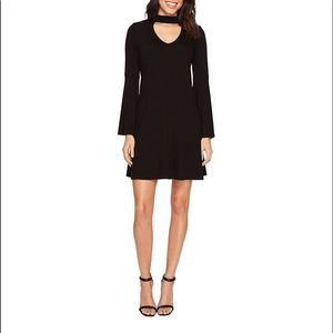 Karen Kane black chocker dress